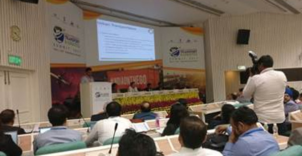 India Integrated Transport & Logistics Summit, at Vigyan Bhawan, New Delhi