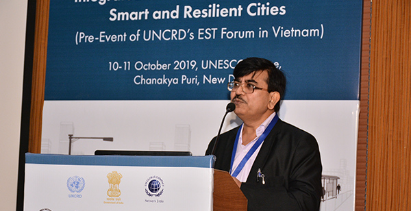 Conference on Integrated Sustainable Transport for Smart and Resilient Cities 10-11 Oct 2019