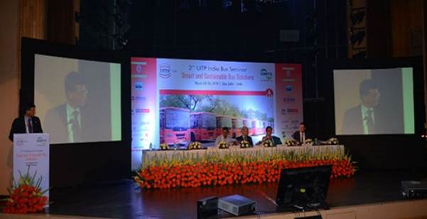 2nd UITP India Seminar on IT SOLUTIONS for Public Transport