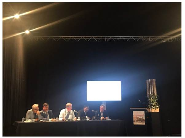 DIMTS participation in UITP – BUSWORLD International Bus Conference, Kortrijk